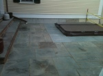Stone patio by Don Nyren Masonry