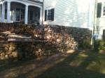 Stone Wall by Don Nyren Masonry