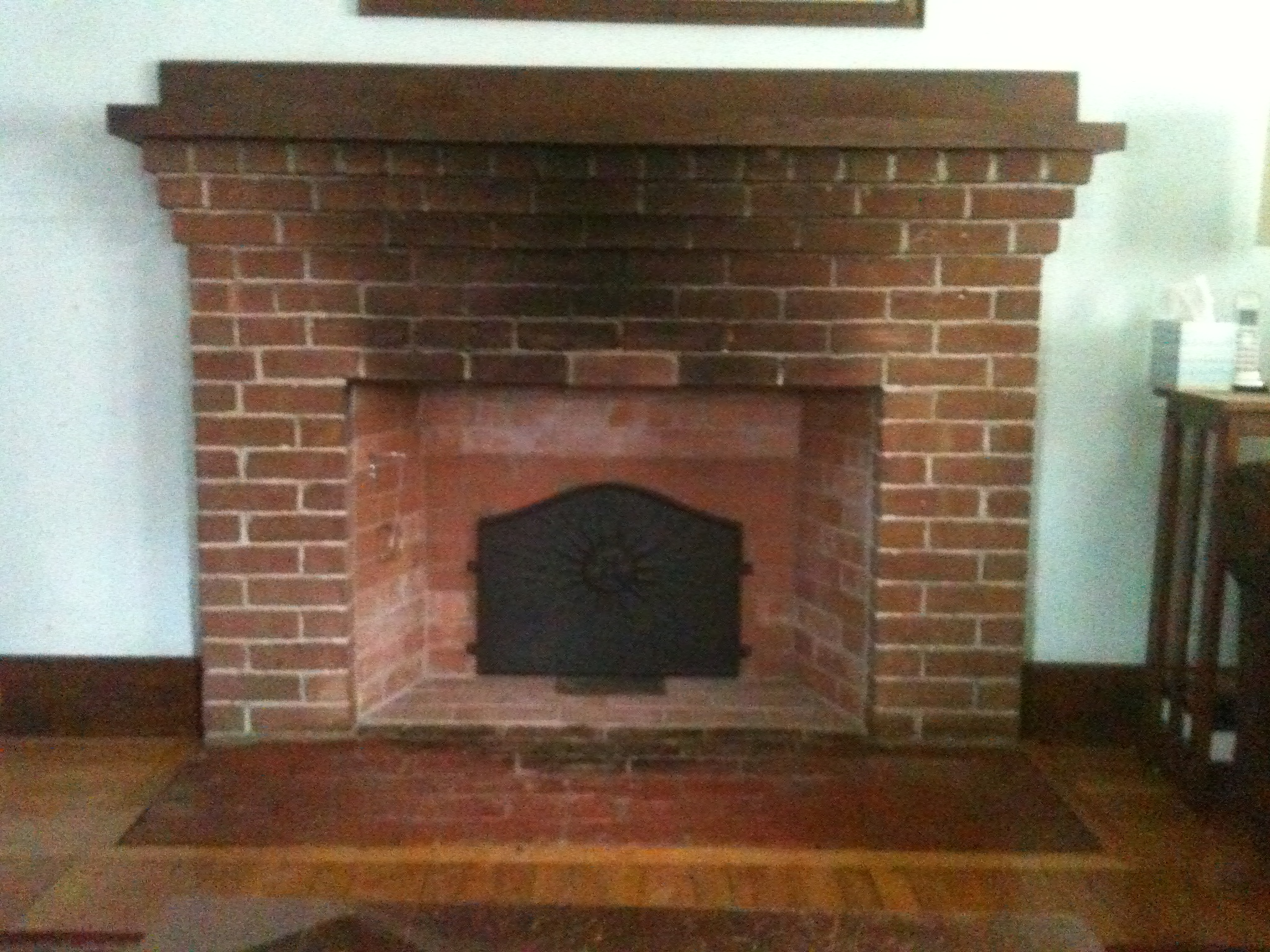 Brick and stone fireplaces by don nyren masonry don for Stone and brick